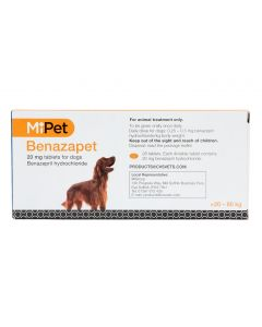 MiPet Benazapet 20mg (Pack of 28)