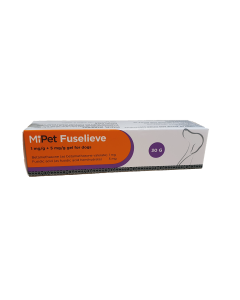 MiPet Fuselieve Gel for Dogs 30g
